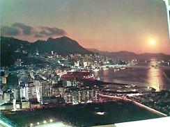 HONG KONG  VICTORIA  BY NIGHT  N1975 GC13661 - Cina (Hong Kong)