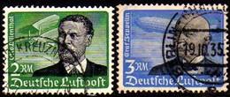08226 Alemanha Reich Aéreos Zeppelin Lilientahl U - Airmail