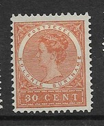 1904 Suriname, Very Fine Mint - Surinam ... - 1975