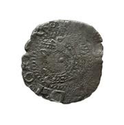Liard Au Dauphin - Charles VIII - Bayonne - 987-1789 Monnaies Royales