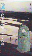 Télécarte Japon * Archaéologie Préhistoire (21) Japan Phonecard Archaeology * Telefonkarte * ARCHEOLOGY * CULTURE - Telefonkarten