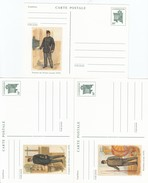 3 ENTIERS  POSTAUX DE 1992(NO 148/150). - Entiers Postaux