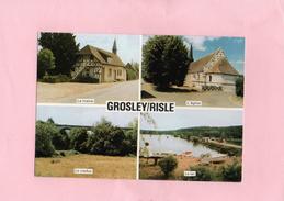 F2101 - GROSLEY SUR RISLE - D27 - Autres Communes