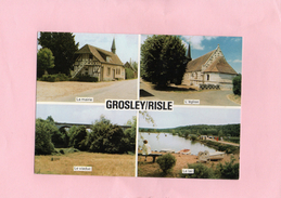 F2101 - GROSLEY SUR RISLE - D27 - France