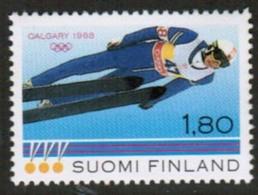 1988 Finland, Matti Nykänen ** - Nuevos
