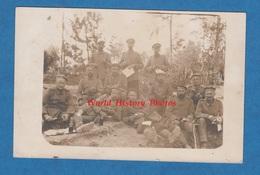 CPA Photo - APREMONT  Ardennes - BorriesWald Lager Landwehr Battalion Infanterie 27. WW1 German Landres Saint Georges - Weltkrieg 1914-18