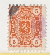 FINLAND  18  Perf. 11  (o)   1875-82  Issue - 1856-1917 Russian Government