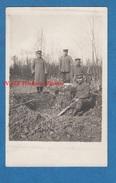 CPA Photo - APREMONT Sur AIRE - BorriesWald Lager - Portrait De Poilu Allemand - WW1 German Landres Et Saint Georges - Weltkrieg 1914-18