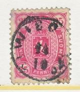 FINLAND  22   Perf. 11  (o)    1875-82 - 1856-1917 Russian Government