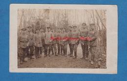 CPA Photo - APREMONT Sur AIRE - BorriesWald Lager - Portrait De Poilu & Officier Allemand - WW1 German Médaille Offizier - Weltkrieg 1914-18