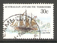003128 AAT 1979 30c FU - Australian Antarctic Territory (AAT)