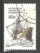003129 AAT 1979 40c FU - Australian Antarctic Territory (AAT)