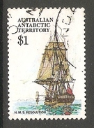 003131 AAT 1980 $1 FU - Used Stamps