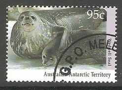 003138 AAT 1992 95c FU - Australian Antarctic Territory (AAT)