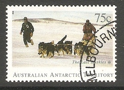 003143 AAT 1994 75c FU - Used Stamps