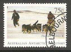 003143 AAT 1994 75c FU - Australian Antarctic Territory (AAT)