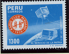 1985 - PERU  - Mi. Nr. 1303 - NH - (CW2427.32) - Peru