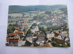 CPSM 67 - CLIMBACH LE PRÉVENTORIUM VUE AÉRIENNE - France