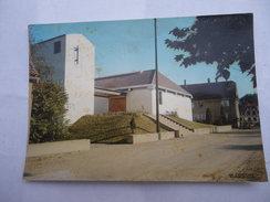 CPSM 67 - HANGENBIETEN L'EGLISE CATHOLIQUE - Molsheim