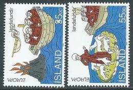 1994 EUROPA ISLANDA MNH ** - B - Europa-CEPT