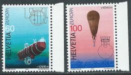 1994 EUROPA SVIZZERA MNH ** - B - 1994