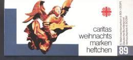 SM - Heftchen Caritas  Mit 5 X Michel Nr. 1442 Weihnachten   Postfrisch (55) - Carnets