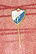 TABLE TENNIS CLUB LOKOMOTIVA VINKOVCI, CROATIA, VINTAGE PIN BADGE - Table Tennis