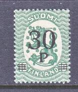 FINLAND  123   **   1921  Issue - Finland