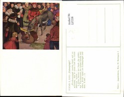 537258,tolle Künstler AK Hans Lang Eulenspiegel Märchen - Märchen, Sagen & Legenden