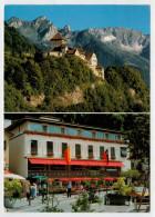 LICHTENSTEIN    HOTEL  REAL    RESTAURANT  AU PREMIER          (NUOVA) - Liechtenstein