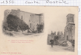 ROCHE-ST SECRET Chateau - Autres Communes