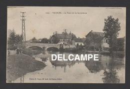 DD / 90 TERRITOIRE DE BELFORT / VALDOIE / LE PONT SUR LA SAVOUREUSE / CIRCULÉE EN 1917 - Valdoie