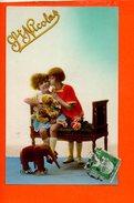 Jex Et Jouets - Enfants - Saint Nicolas (non Oblitérée) - Jeux Et Jouets