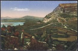 [000] Albanien/Albania, Festung Mit Umgebung Von Skutari/Shkodra, Um 1915 (34) - Albanien