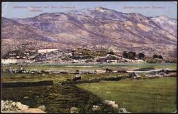 [000] Albania / Shqipëri, Scutari Mit Fort Tarabosch, Purger & Co. Nr. 13352, ~1915 (51) - Albanien