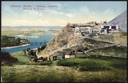 [000] Albania / Shqipëri, Scutari/Shkodra - Festung, Purger & Co. Nr. 13351, ~1915 (52) - Albanien