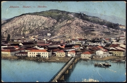 [000] Albania / Shqipëri, Skutari/Shkodra, Purger & Co. Nr. 13348, ~1915 (53) - Albanien