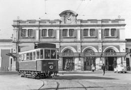 ACACF Tram 128 - Tramway  - Gare De PERPIGNAN - Pyrénées Orientales 66 - Tramways