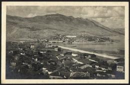 [000] Albanien / Albania, Shkodra / Skutari - Tarabosch, Molo Und Skutarisee, Um 1915 (82) - Albanien