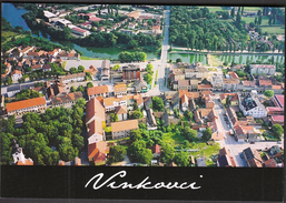 Croatia Vinkovci 2015 / Panorama - Croatie