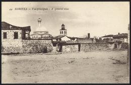 """[000] Albania / Shqipëri, Korçë / Koritza """"Vue Principale"""", ~1915 (100) - Albanien"""