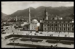 [000] Albanien / Albania, Tiranë - Panoramë / Tirana - Panorama , Um 1940 (117) - Albanien