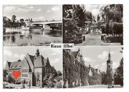 15492-LE-ALLEMAGNE-Riesa (Elbe)-----------vues Multiples Diverses - Riesa