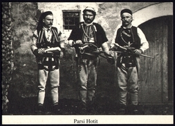 "[000] Albanien / Albania ""Parsi Hotit"", Familja Marubi (Shkodra), Reprint Um 1970 (?) (145) - Albanien"