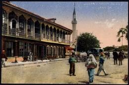 """[000] Albanien / Albania, Shkodër, """"Skutari - Türkisches Mädchen Auf Der Strasse"""", ~1915 (157) - Albanien"""