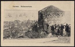 "[000] Albanien / Albania, Durrës, ""Durazzo - Malisorenturm"", Um 1915 (168) - Albanien"