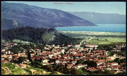 "[000] Albanien / Albania, Vlorë ""Valona"", Purger & Co. Nr. 13857, Gel. 1916, Beschnitten (179) - Albanien"