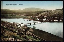 """[000] Albanien / Albania,Shkodra / Scutari """"Kujtim Nga Shqypënia"""", Photo Marubbi (Shkodra), Um 1915 (183) - Albanien"""