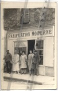 CARTE PHOTO  - A Identifier - PANIFICATION  - Boulangerie - Metier  - Artisanat - - Craft