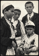 """[000] Albanien / Albania, Shkodër / Scutari, """"Kostum Katolik I Qytetit"""", ~1940, Edizioni DISTAPTUR (188) - Albanien"""